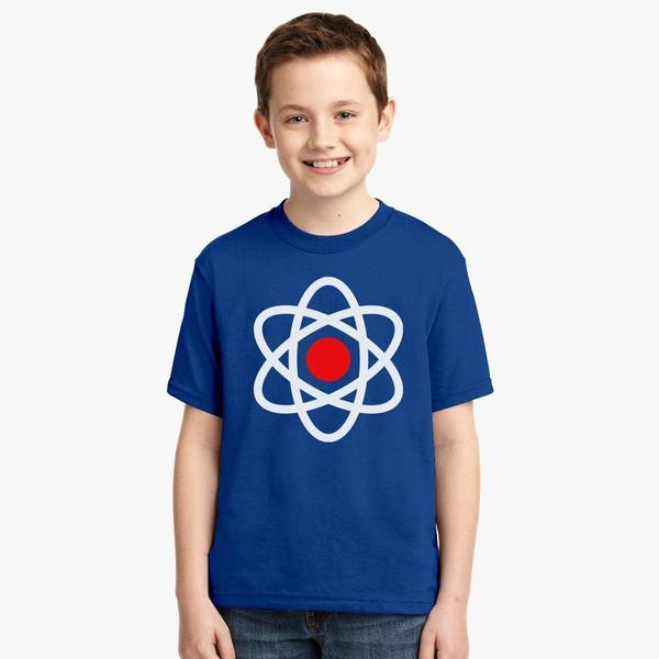 Youth T-shirt Children's Clothing Sizes