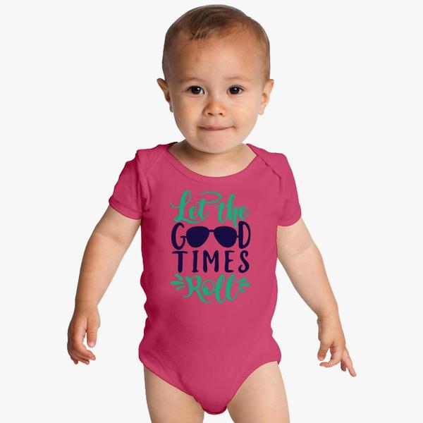 Custom Onesies for Summer