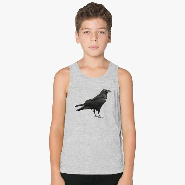 Kids Tank Tops with Birds